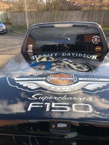 FORD F150 Harley Davidson