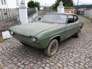 Ford Capri Mk1 1600