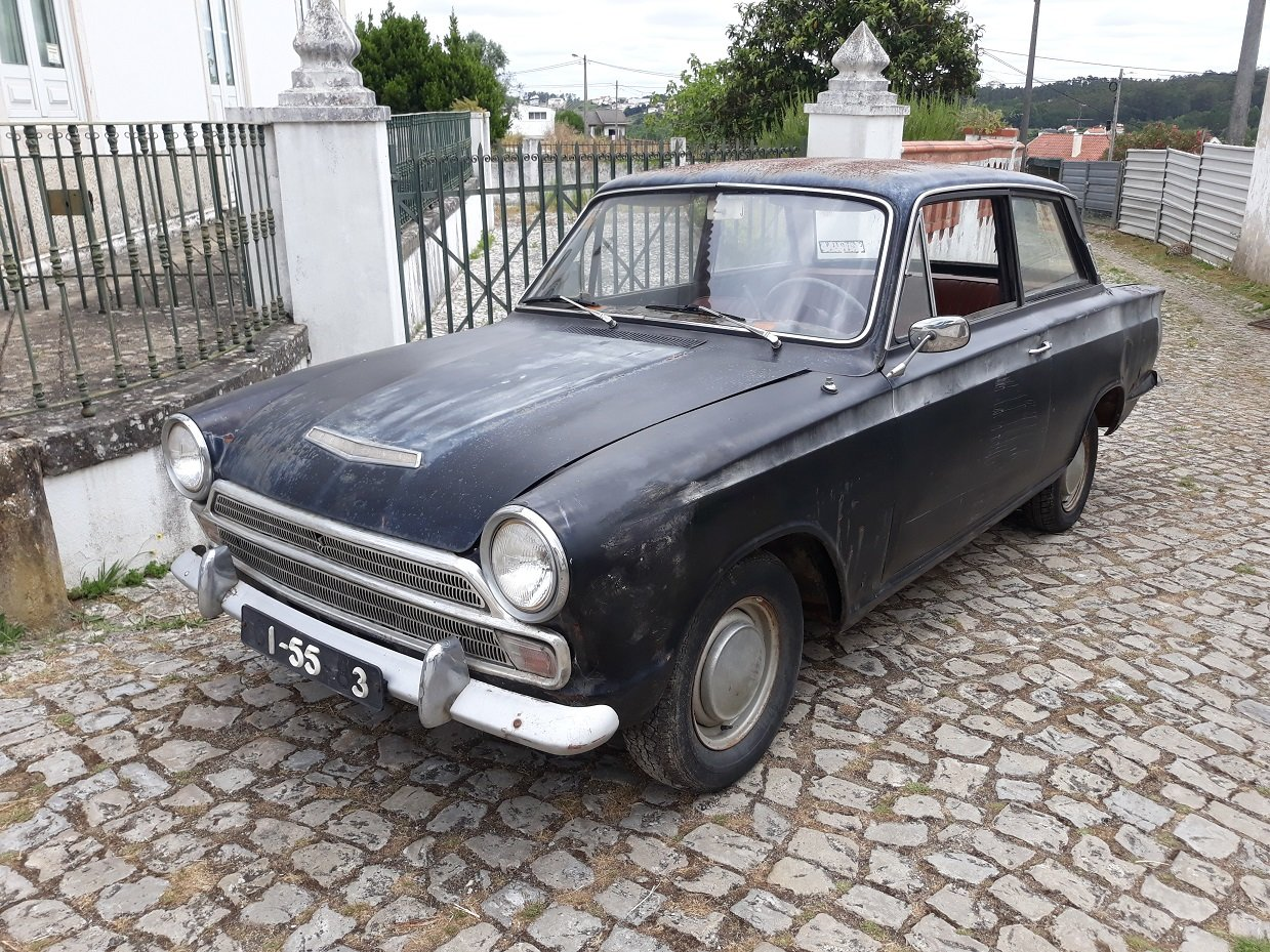 1965 Ford Cortina Mk1 For Sale (picture 1 of 6)