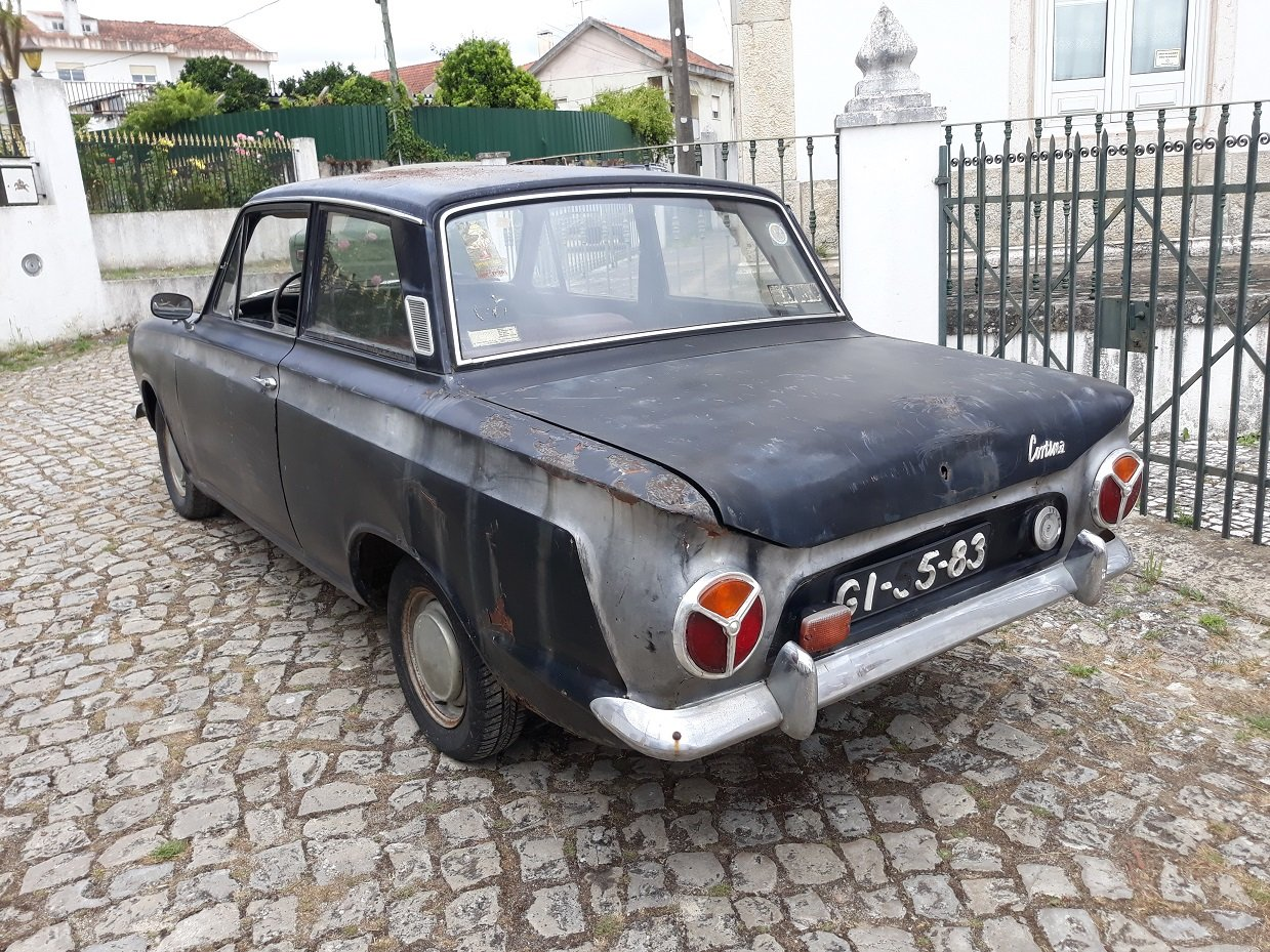 1965 Ford Cortina Mk1 For Sale (picture 2 of 6)
