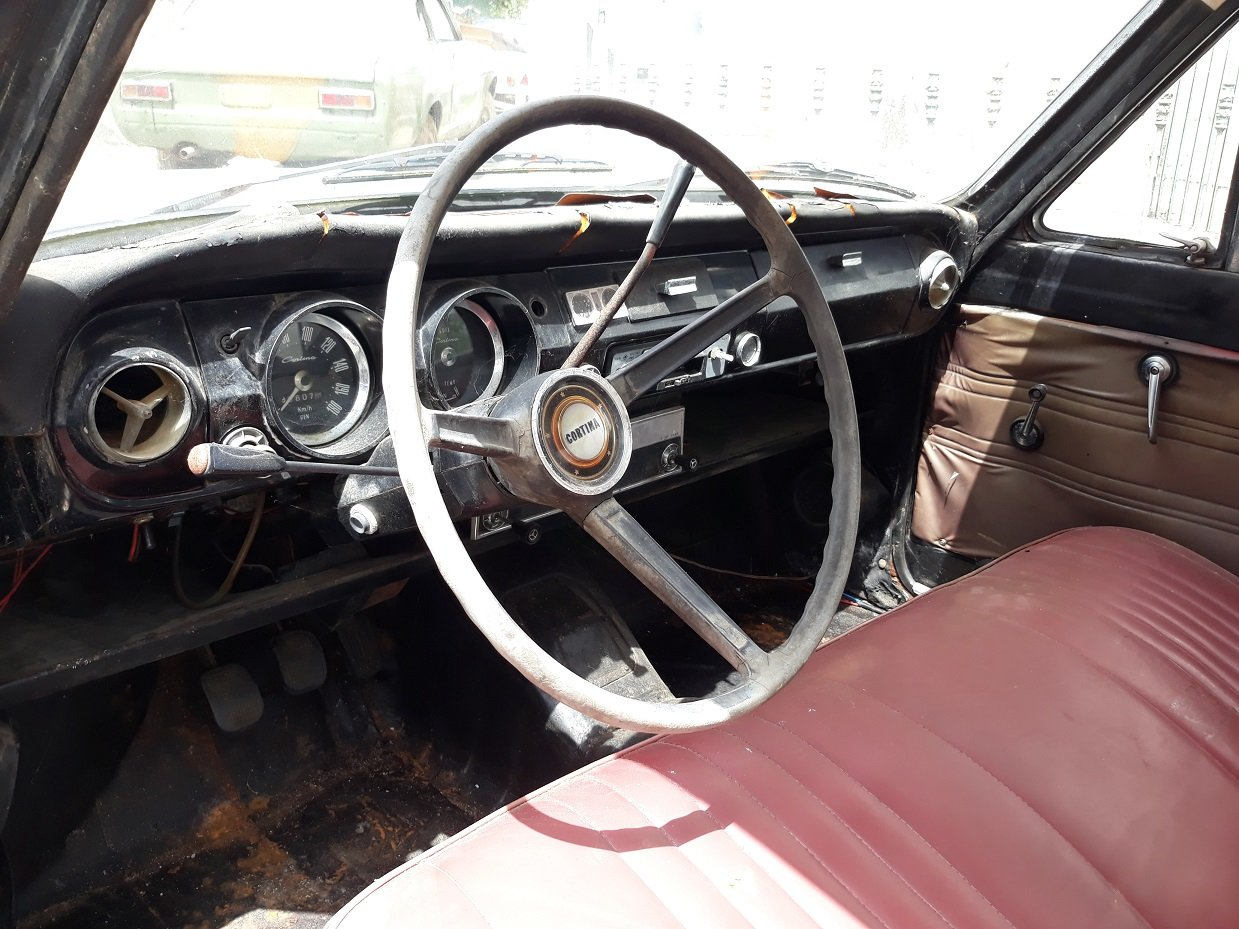 1965 Ford Cortina Mk1 For Sale (picture 4 of 6)