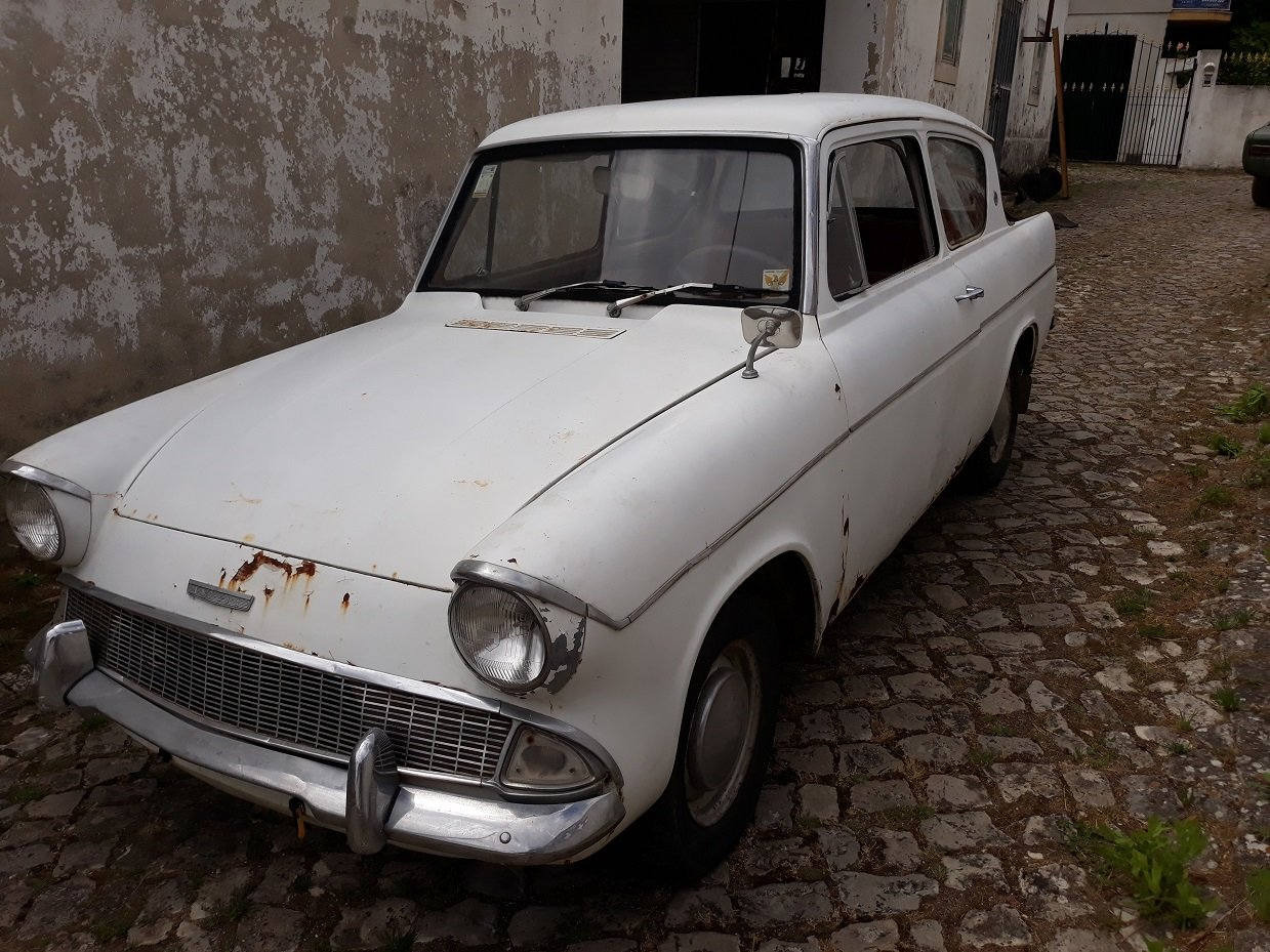 1964 Ford Anglia 105E For Sale (picture 1 of 6)
