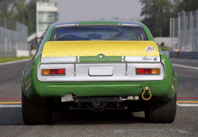 1972 Ford Capri RS2600 FIA (Period Car) For Sale (picture 2 of 7)