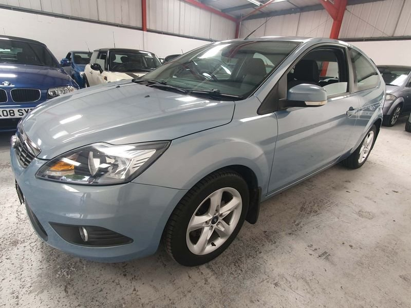 2008 FORD FOCUS 1.6 ZETEC 3DR* STUNNING AUTO* GEN 37,000 MILES For Sale (picture 2 of 6)