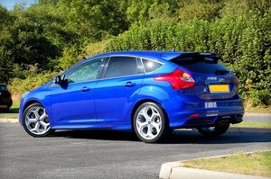 2012 Ford Focus 2.0 T ST-2 5dr FSH+18's+/STYLE/CITY/PCK