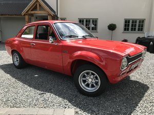 Ford Escort MK1 RS1600 BDA fully restored