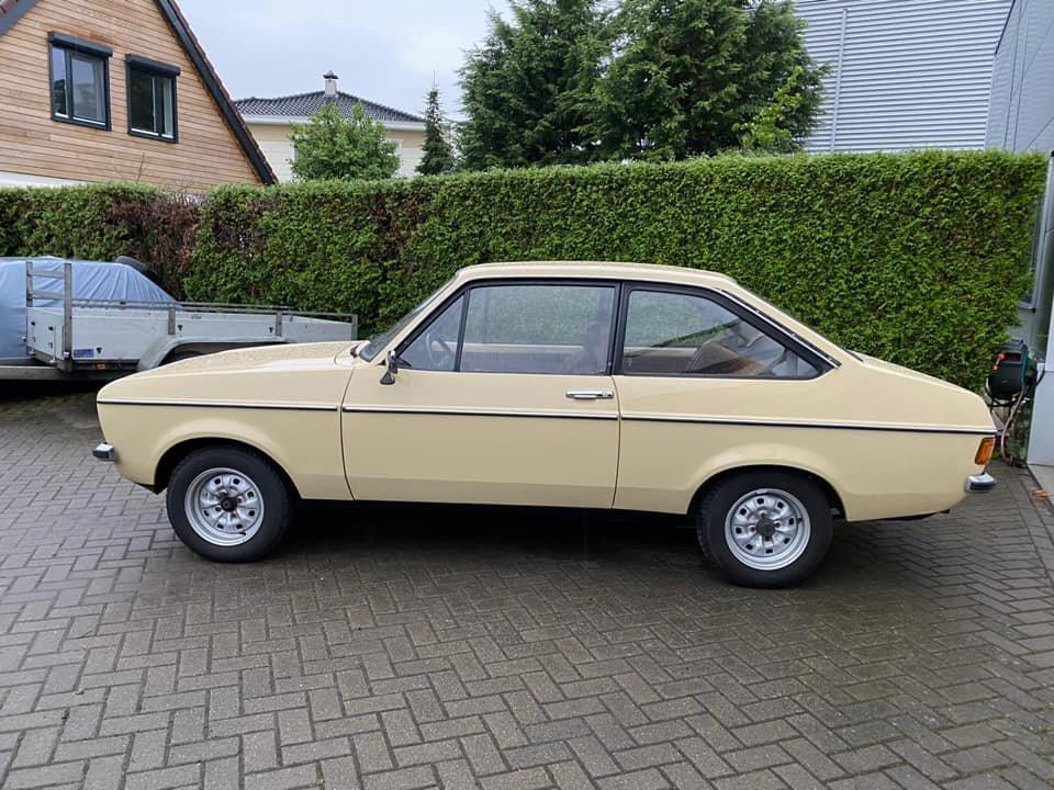 1979 Escort mk2 2 door 1.3l lhd For Sale (picture 2 of 6)