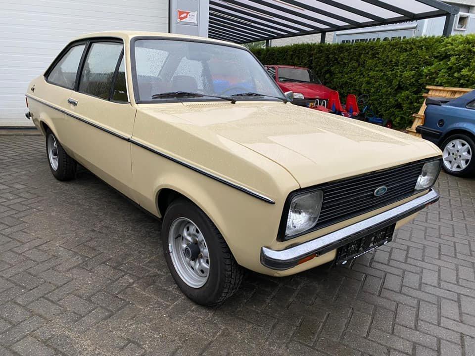 1979 Escort mk2 2 door 1.3l lhd For Sale (picture 3 of 6)