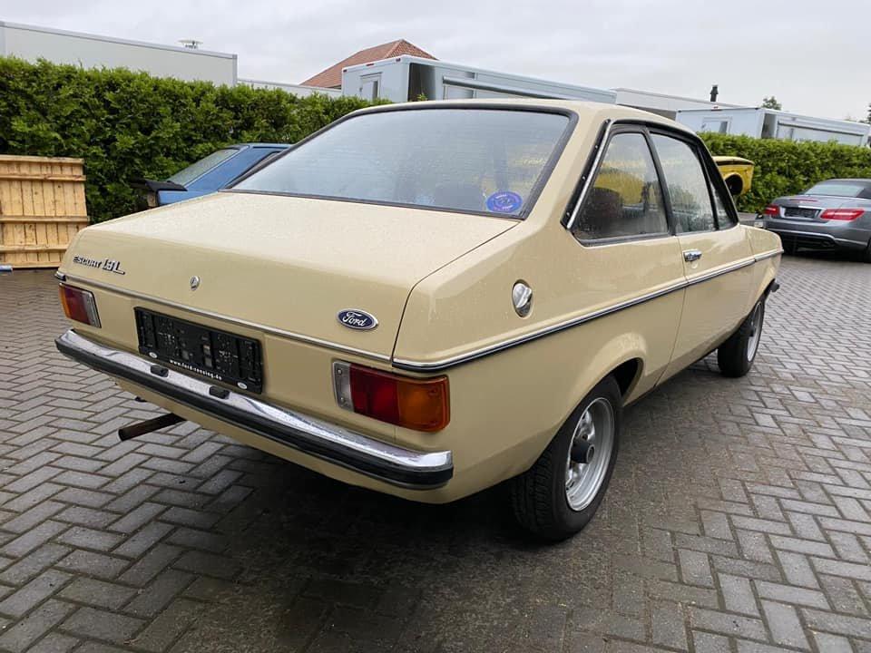 1979 Escort mk2 2 door 1.3l lhd For Sale (picture 4 of 6)