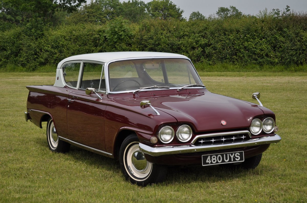 1962 Ford Classic Consul 315 1340cc Classic Car For Sale (picture 1 of 6)