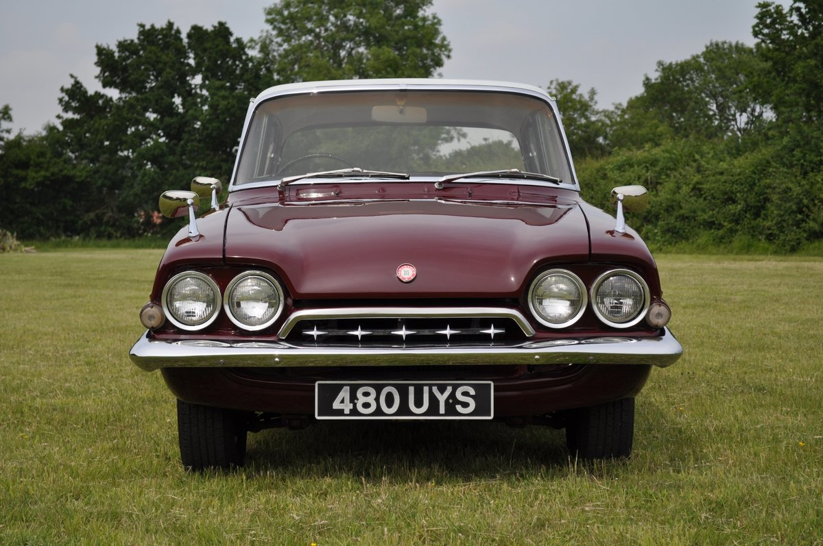 1962 Ford Classic Consul 315 1340cc Classic Car For Sale (picture 2 of 6)