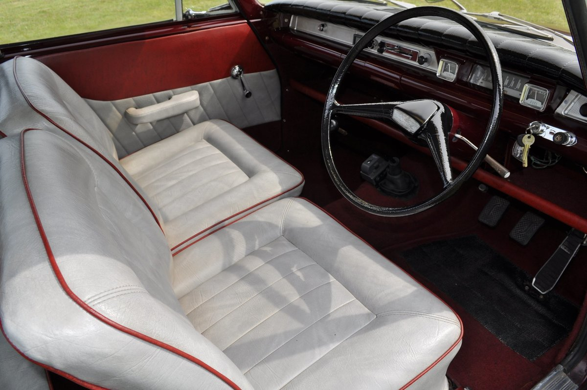 1962 Ford Classic Consul 315 1340cc Classic Car For Sale (picture 3 of 6)