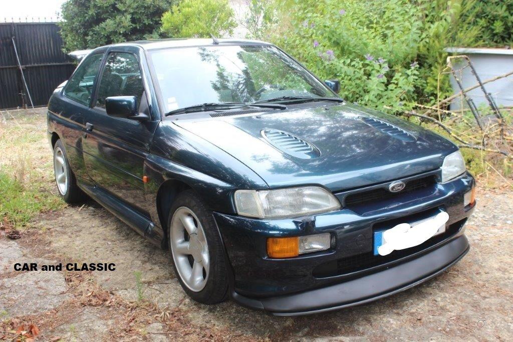 1993 Ford Escort Cosworth big turbo all original For Sale (picture 1 of 6)