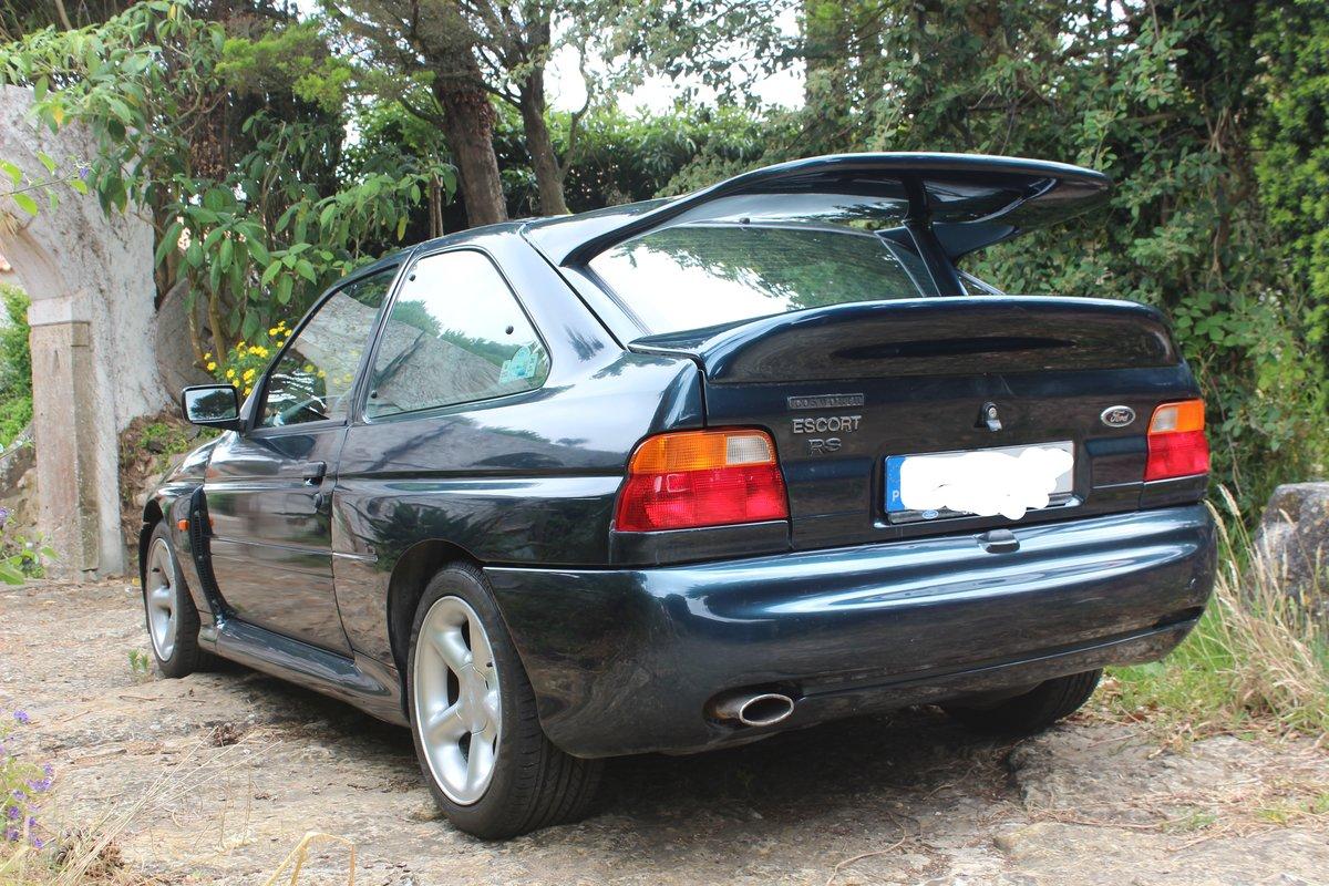 1993 Ford Escort Cosworth big turbo all original For Sale (picture 2 of 6)