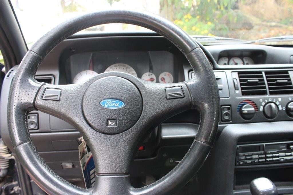 1993 Ford Escort Cosworth big turbo all original For Sale (picture 4 of 6)