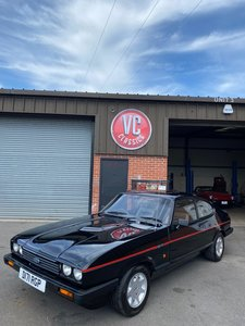 Fully Restored Ford Capri 2.8i special
