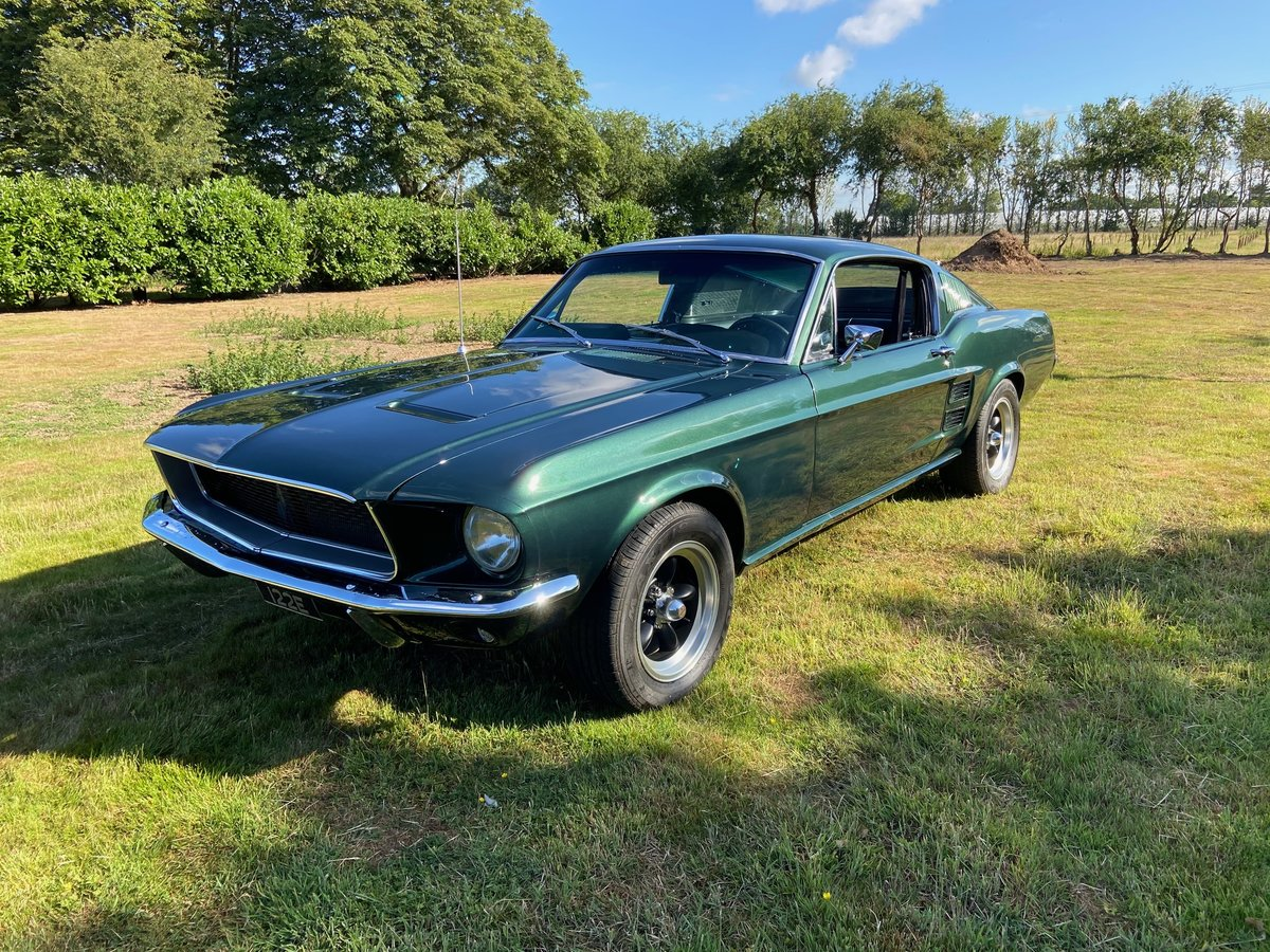 1967 Ford Mustang Fastback      Deposit received  For Sale (picture 2 of 10)