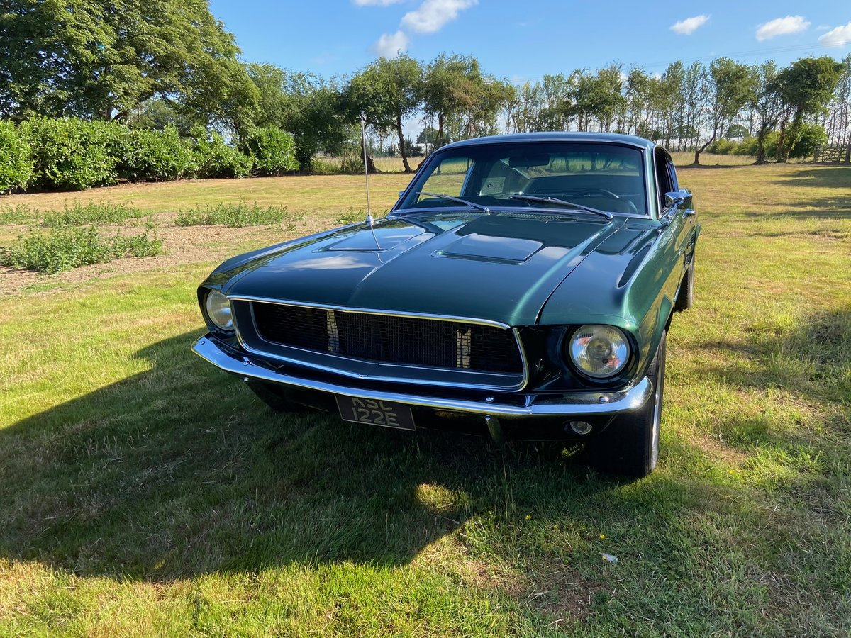 1967 Ford Mustang Fastback      Deposit received  For Sale (picture 3 of 10)