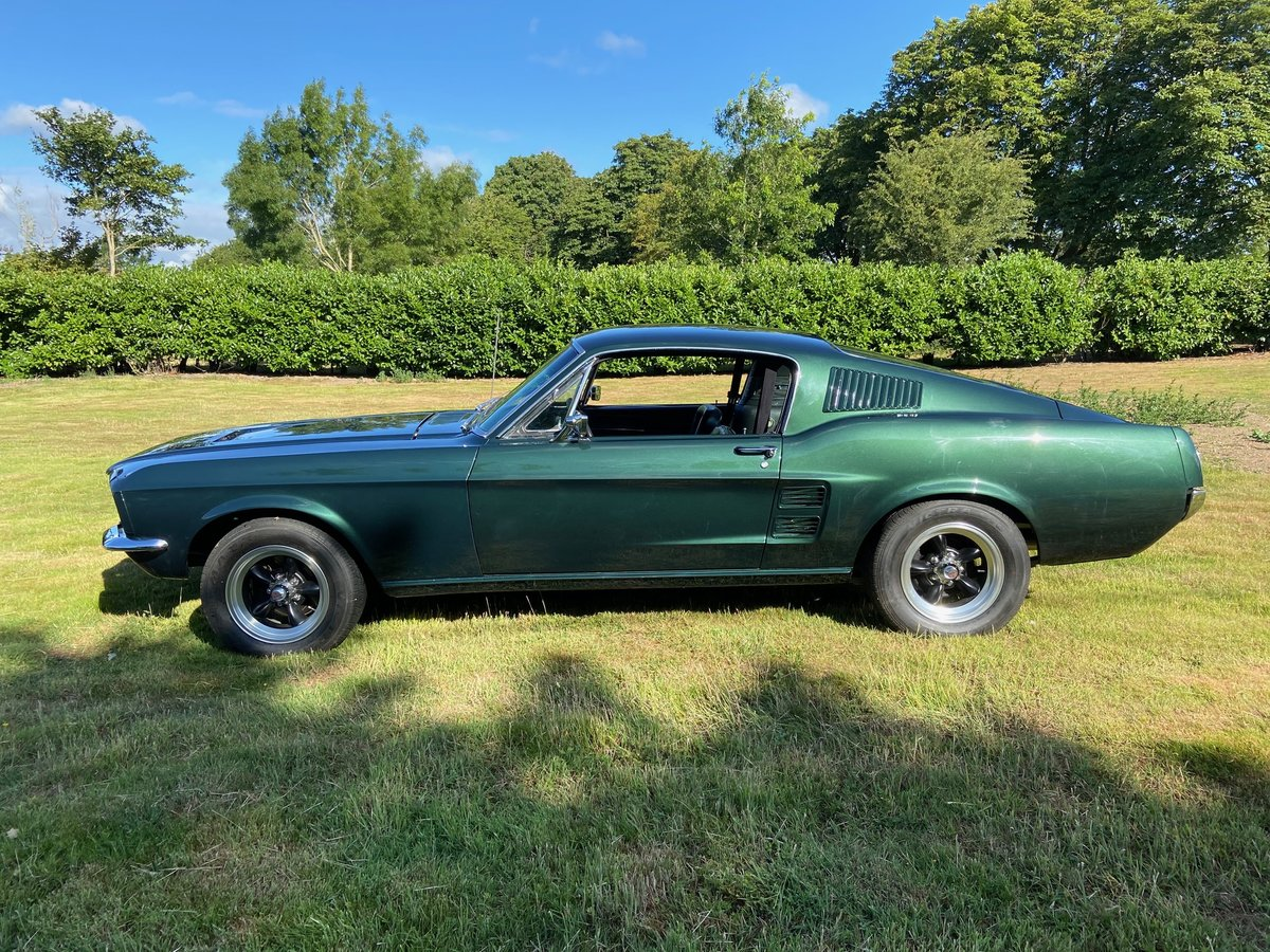 1967 Ford Mustang Fastback      Deposit received  For Sale (picture 4 of 10)