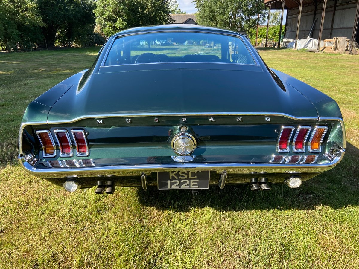 1967 Ford Mustang Fastback      Deposit received  For Sale (picture 5 of 10)