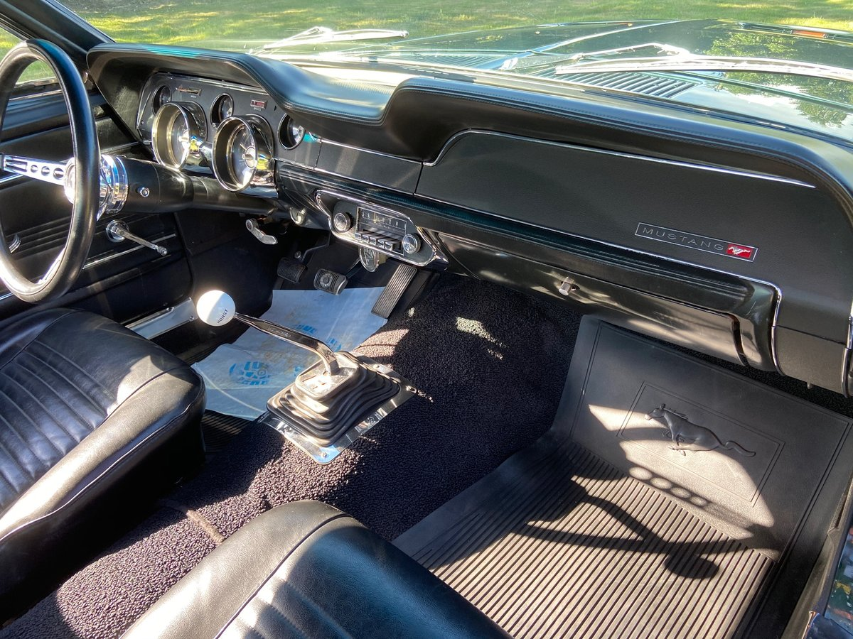 1967 Ford Mustang Fastback      Deposit received  For Sale (picture 8 of 10)
