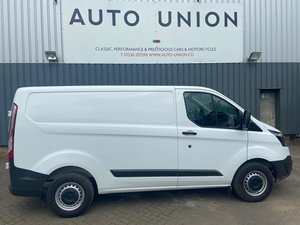 2017 FORD TRANSIT CUSTOM 270