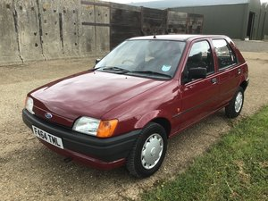 1989 Ford Fiesta 1100L Very Original Future Classic,