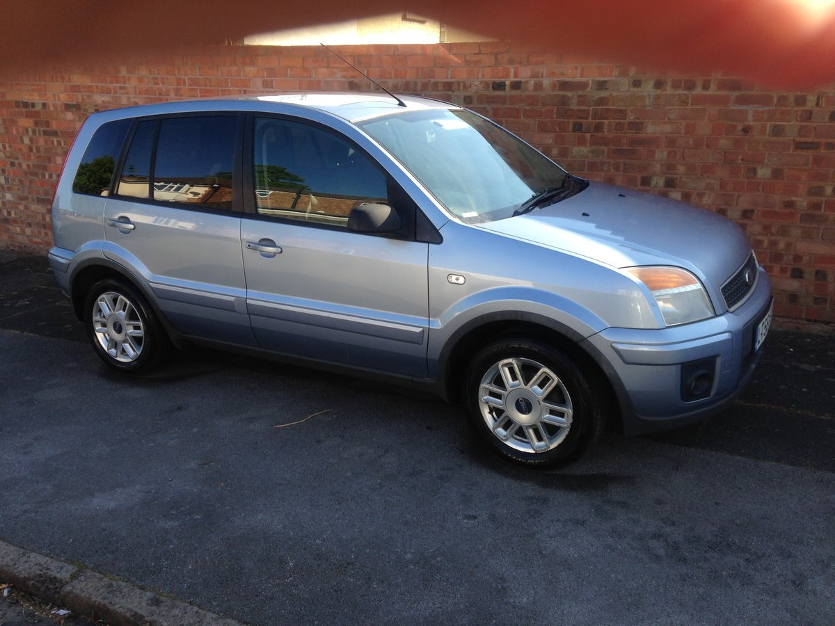 2006 Ford fusion 1.4l zetec, mot, full history SOLD (picture 1 of 6)