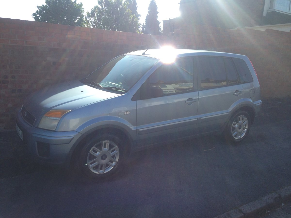 2006 Ford fusion 1.4l zetec, mot, full history SOLD (picture 2 of 6)