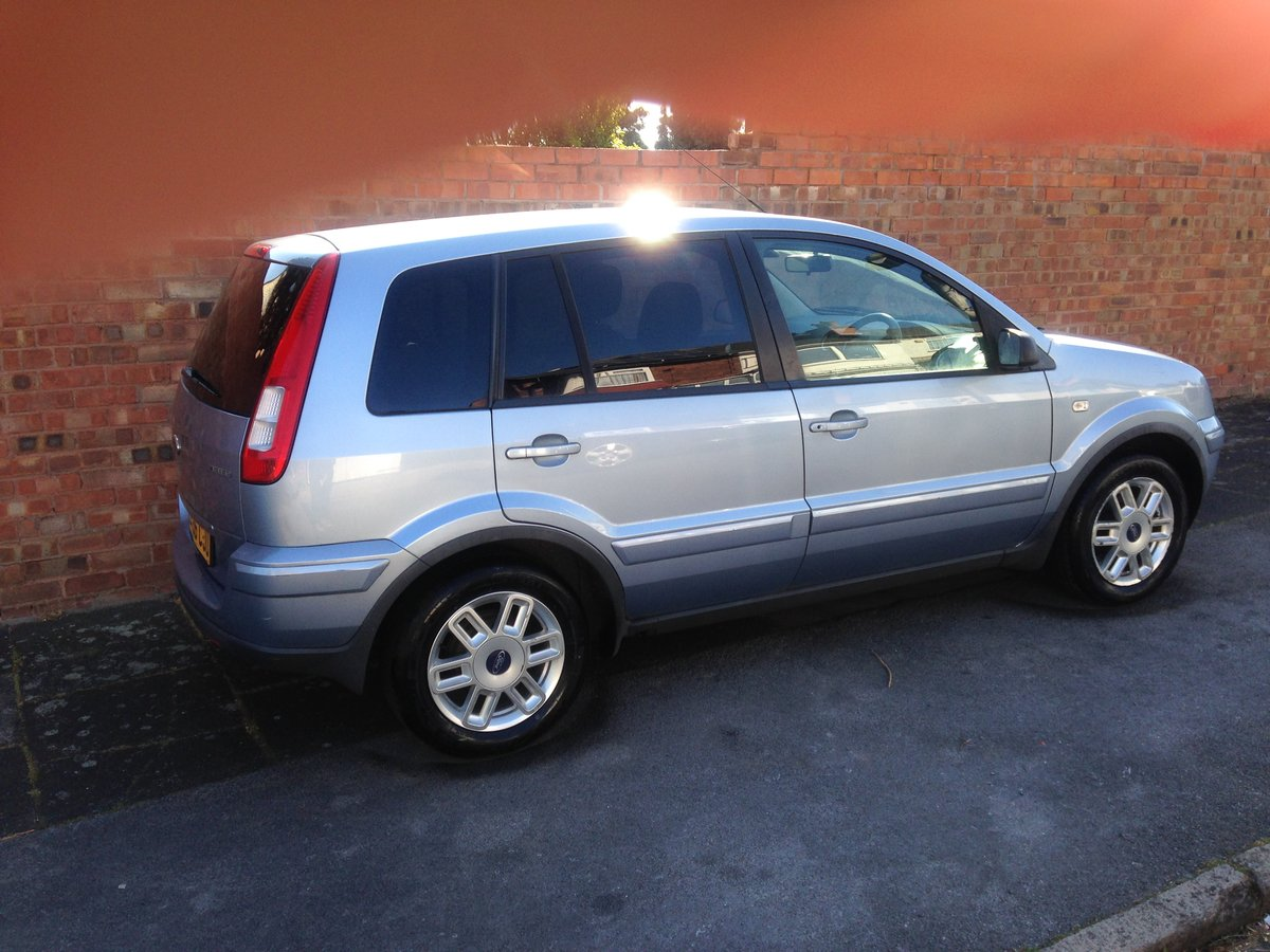 2006 Ford fusion 1.4l zetec, mot, full history SOLD (picture 3 of 6)