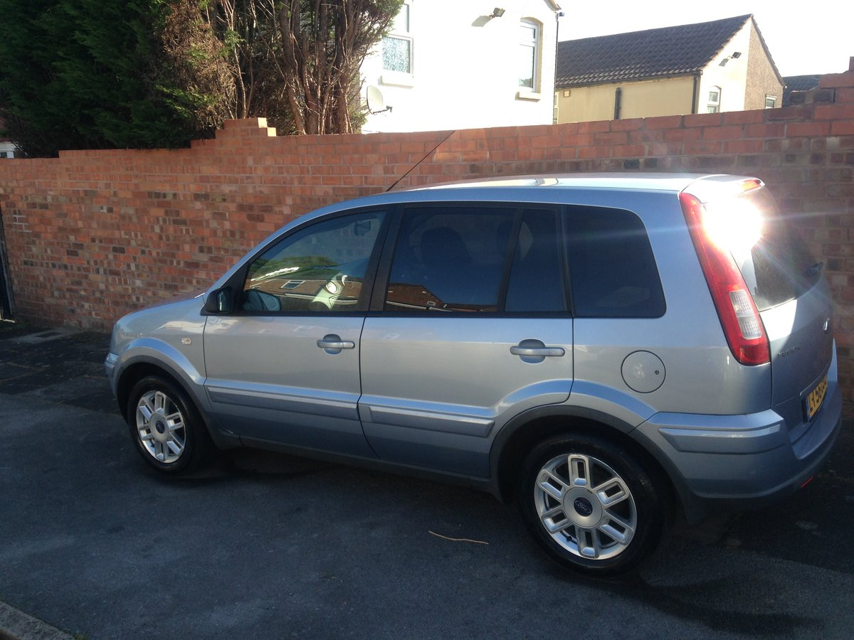 2006 Ford fusion 1.4l zetec, mot, full history SOLD (picture 4 of 6)