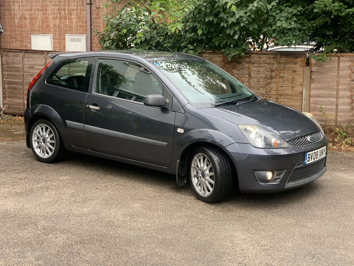 2008 Ford Fiesta Zetec-S TDCI 1owner. SOLD (picture 1 of 6)