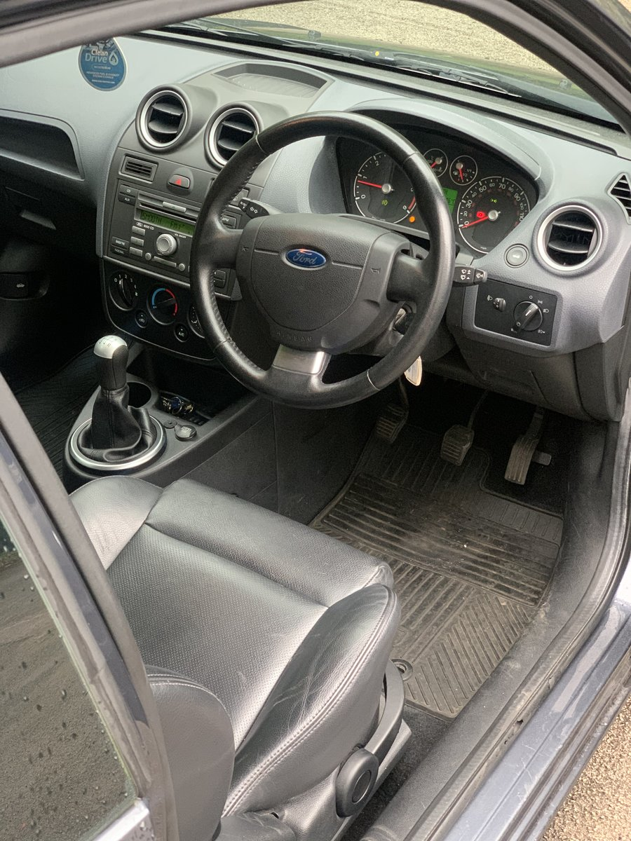 2008 Ford Fiesta Zetec-S TDCI 1owner. SOLD (picture 3 of 6)