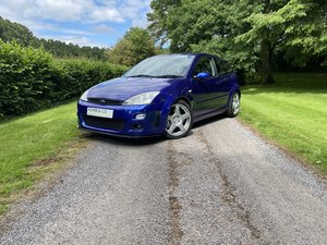 2003 Ford Focus RS (Mk 1)