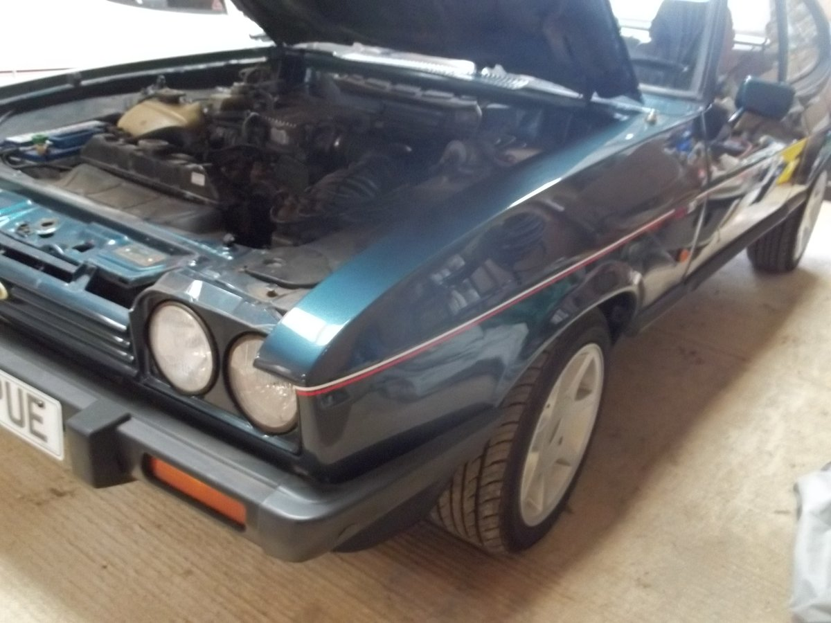 1987 Brocklands capri For Sale (picture 4 of 6)