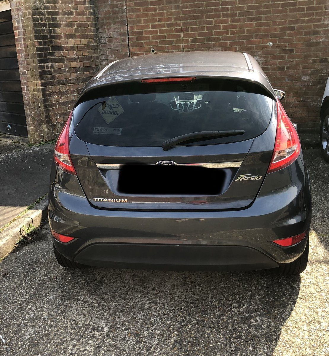 2009 Ford Fiesta 1.4 titanium For Sale (picture 3 of 6)