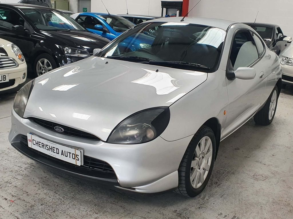2002 FORD PUMA 1.7 *GENUINE 67,000 MILES*STUNNING EXAMPLE*CLASSIC For Sale (picture 1 of 6)