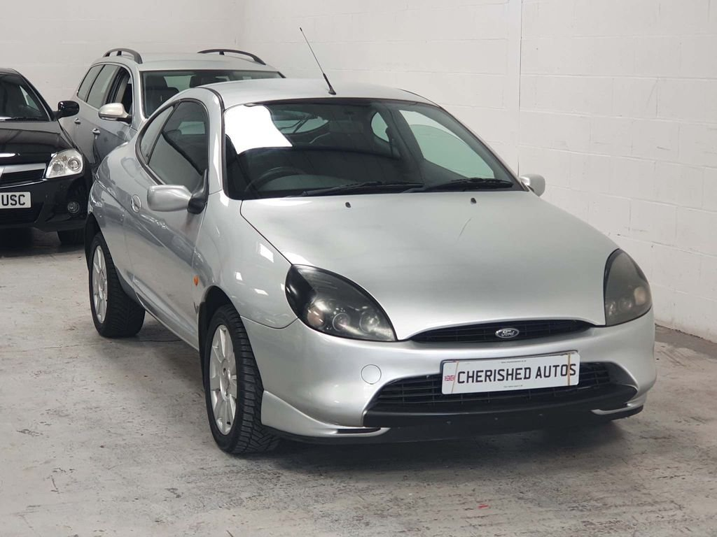 2002 FORD PUMA 1.7 *GENUINE 67,000 MILES*STUNNING EXAMPLE*CLASSIC For Sale (picture 3 of 6)