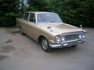 1965 Ford Zodiac Executive Mark 3 Historic Vehicle