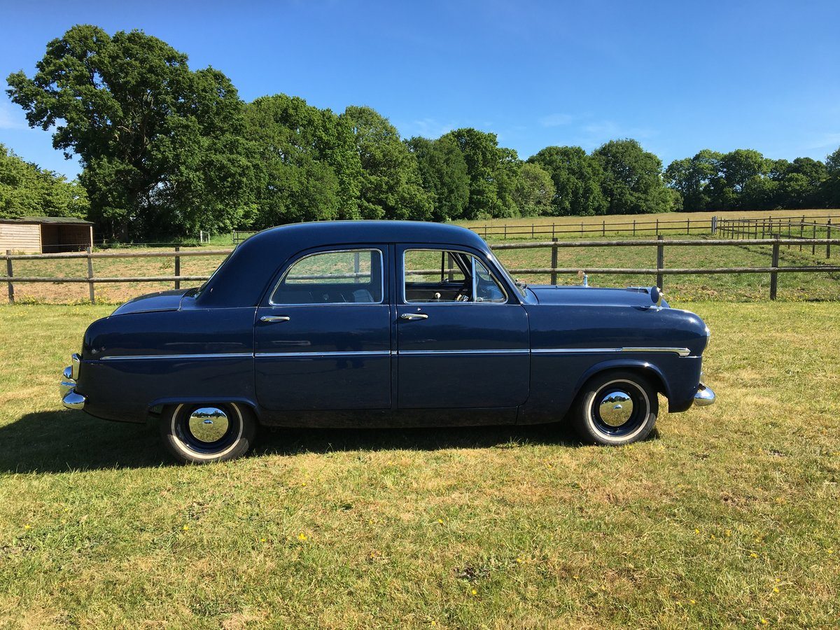 1955 Ford Zephyr 6 SOLD (picture 2 of 6)