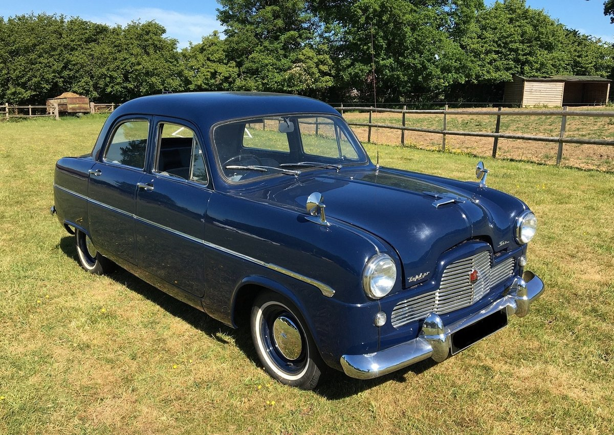 1955 Ford Zephyr 6 SOLD (picture 6 of 6)