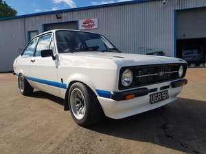 1976 Ford Escort Mk2 RS1800 Replica - Cosworth Engine