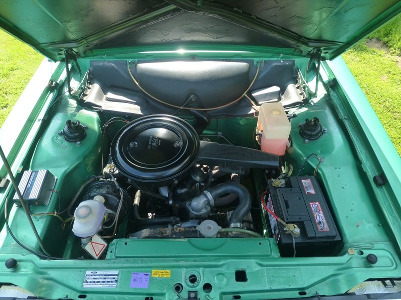 1977 Ford escort mk2 1300 ghia 2 door saloon For Sale (picture 3 of 6)