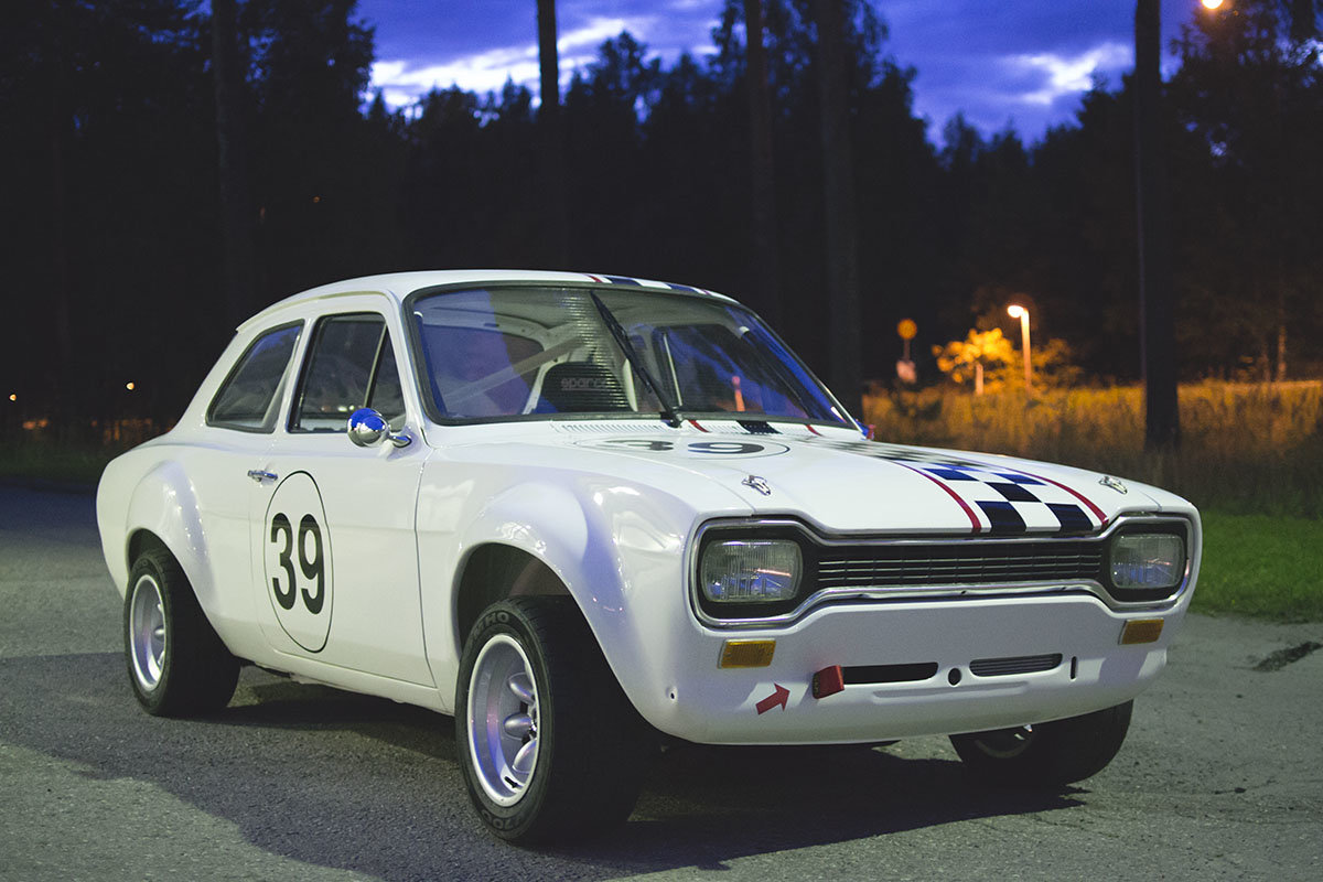 1969 Ford Escort FIA G2 track car For Sale (picture 1 of 5)