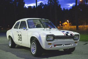Ford Escort FIA G2 track car
