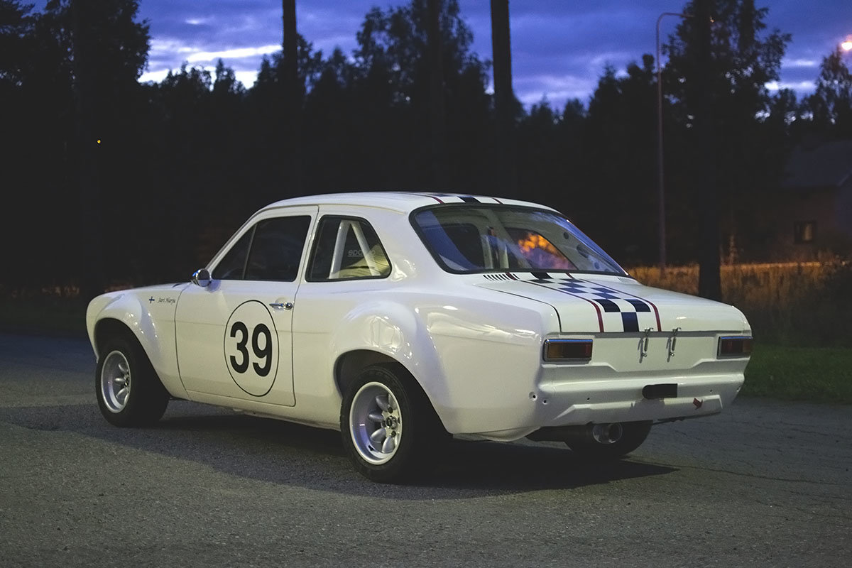 1969 Ford Escort FIA G2 track car For Sale (picture 2 of 5)