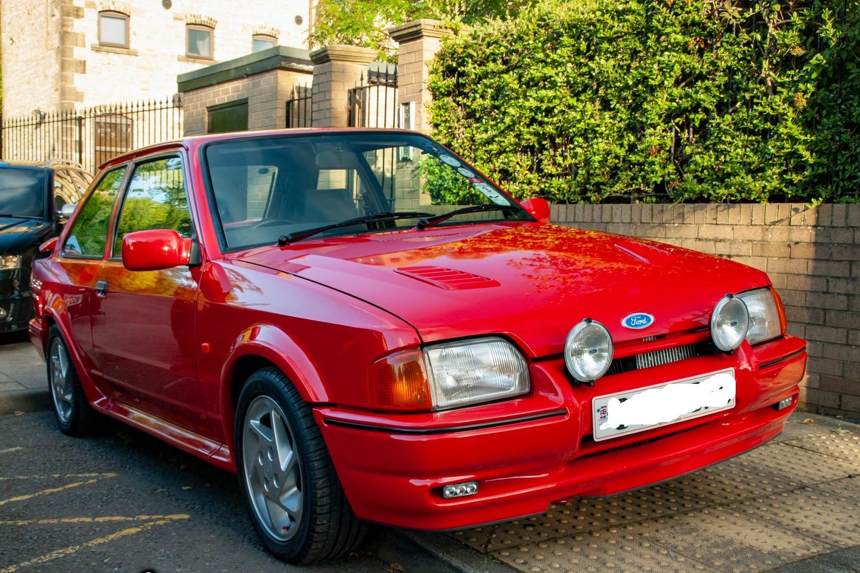 1989 Ford Escort RS Turbo S2 For Sale (picture 1 of 6)