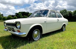 1970 FORD ESCORT MK1 TWIN CAM For Sale by Auction