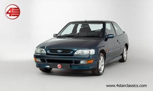 1994 Ford Escort Mk5 RS2000 16v /// Just 35k Miles