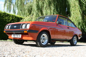 Ford Escort MK2 RS 2000. Superbly & Sympathetically Restored